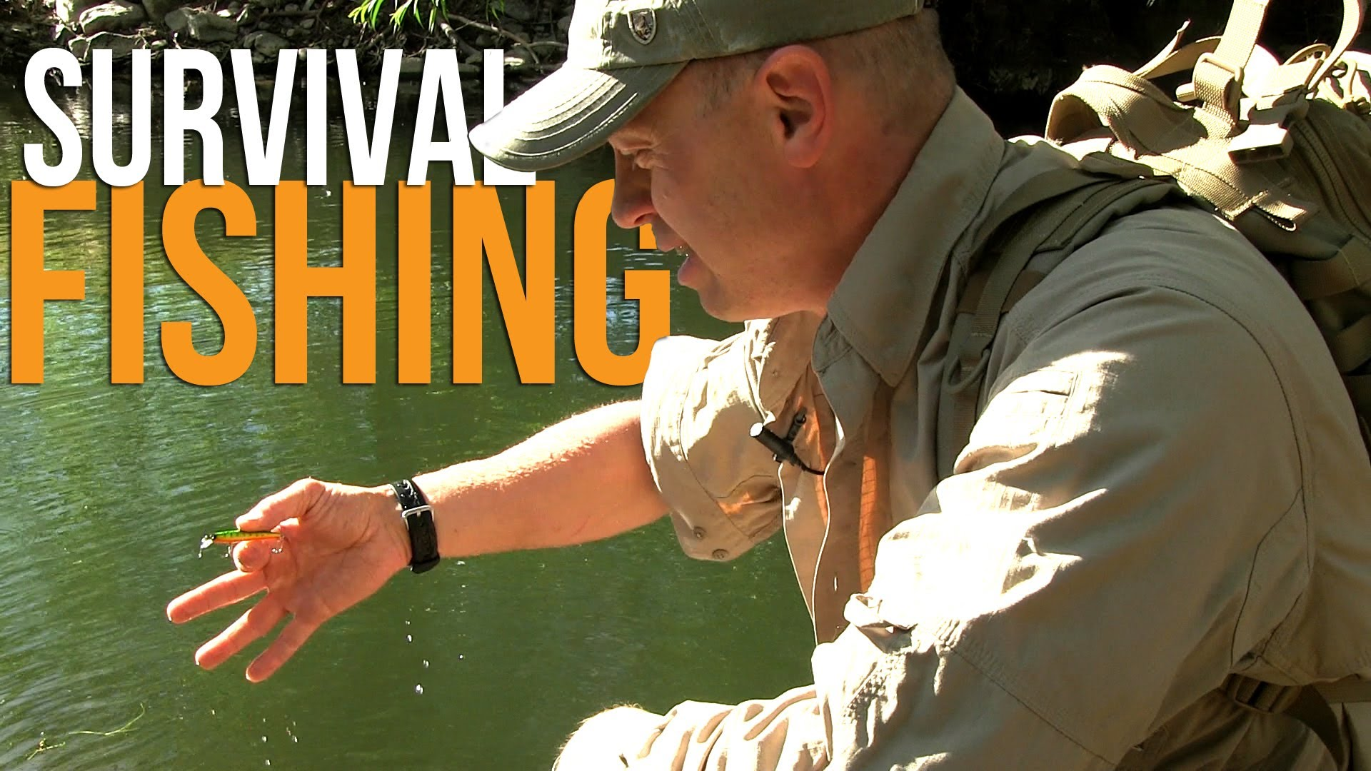 Survival fishing tips techniques marla survive system for Survival fishing games