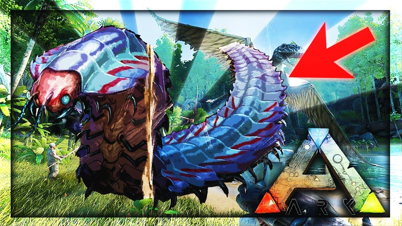 Our Best Tame Yet Ark Survival The Center Marla